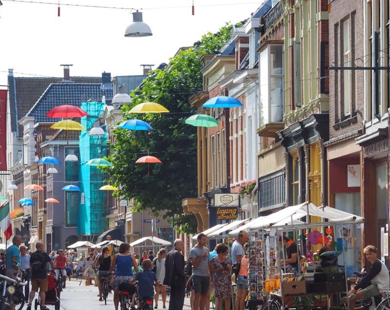 Noorderzon en Bommen Berend 2016