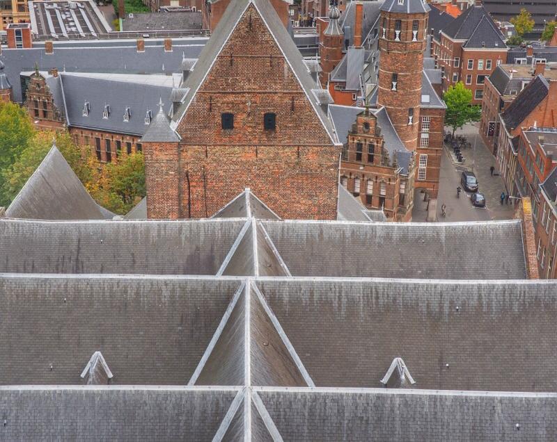 Groningen Skyline